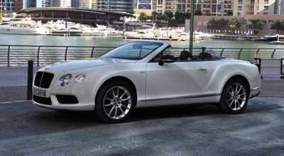Bentley GT V8 S Convertible