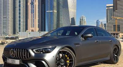 Mercedes AMG GT 63 S 4MATIC+ 4-Door Coupe