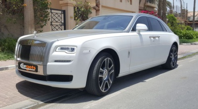 Rolce-Royce Ghost II 2016 model